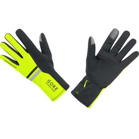 GORE RUNNING WEAR Mythos 2.0 WS Gloves neon yellow/black